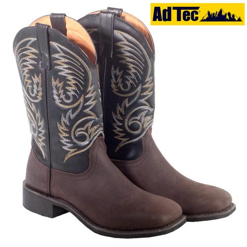 Ad Tec Western Boots