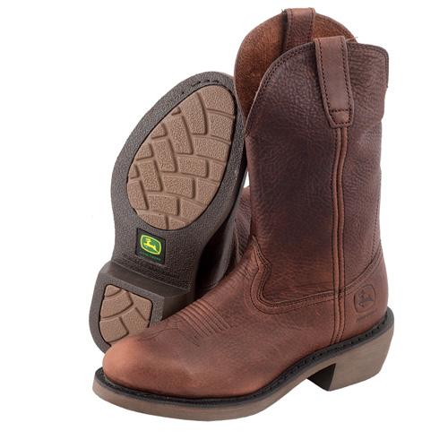 John Deere Pull-On Boots