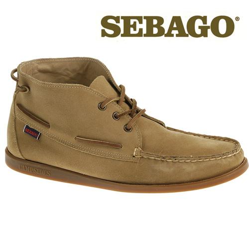Sebago Campside Chukka
