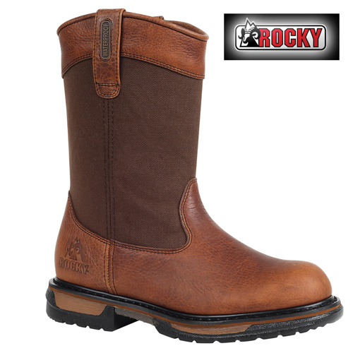 Rocky Wellington Boots