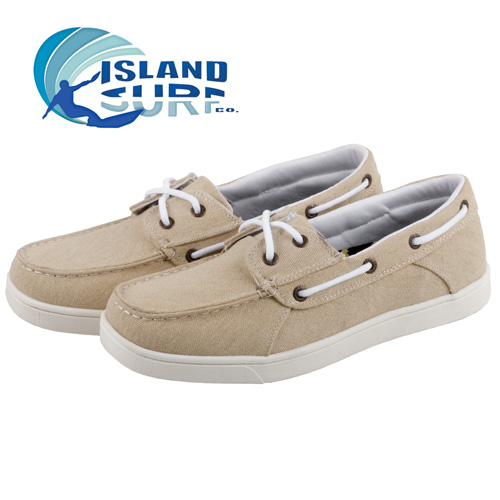 Island Surf Nantucket Canvas Shoes