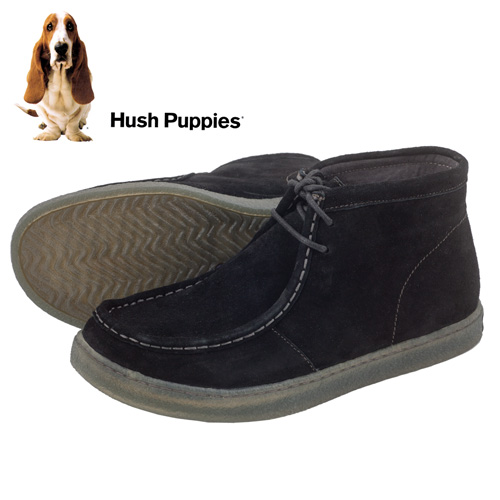 Hush Puppies Chukka Wallaby Boots