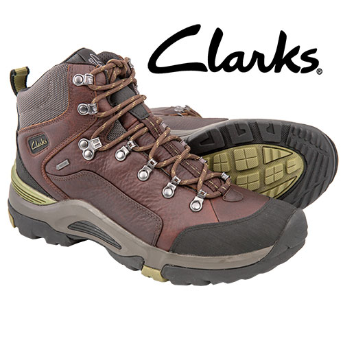 Clarks Outride Gore-Tex Hikers
