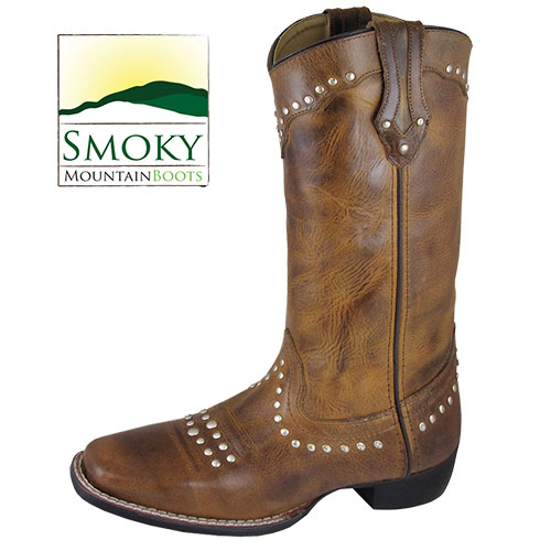 Smoky Mountain Laurel Boots