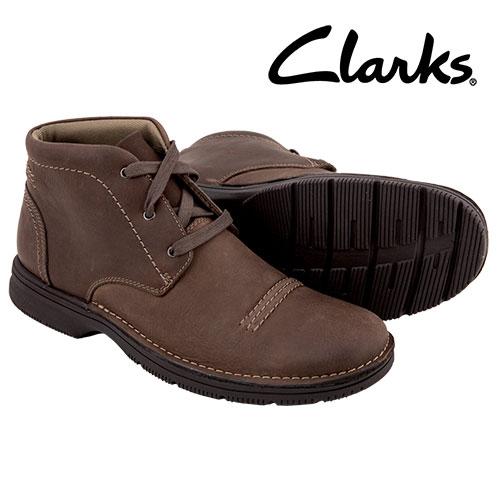 Clarks Senner Drive Chukkas