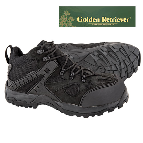 Golden Retriever Work Boot