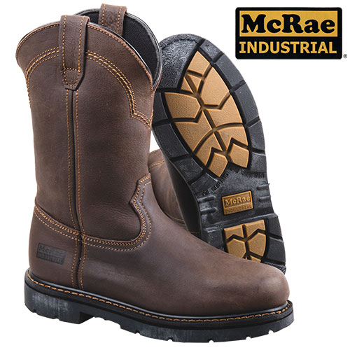 McRae Pull-On Boots