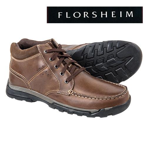 Florsheim Roster Moc Boot