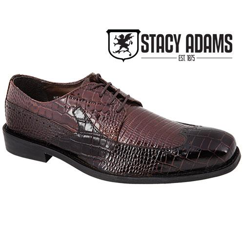 Stacy Adams Portello Wing Tips