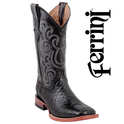 Ferrini Python Boots