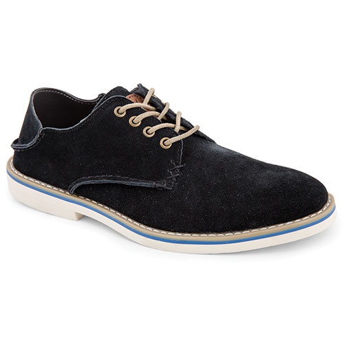 Cronkite Suede Lace-Up