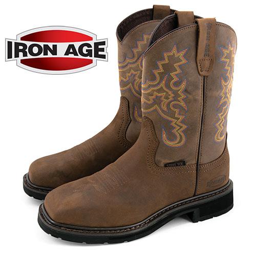 Iron Age Wellington Boots