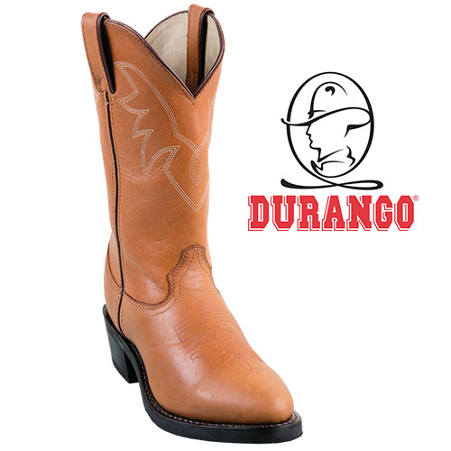 Durango Leather Western Boots