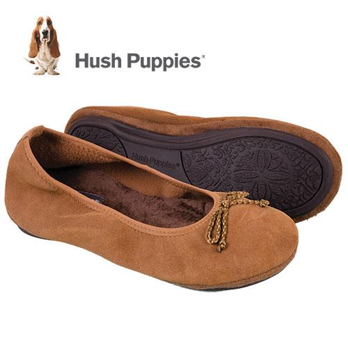 Womens Hush Puppies Slippers