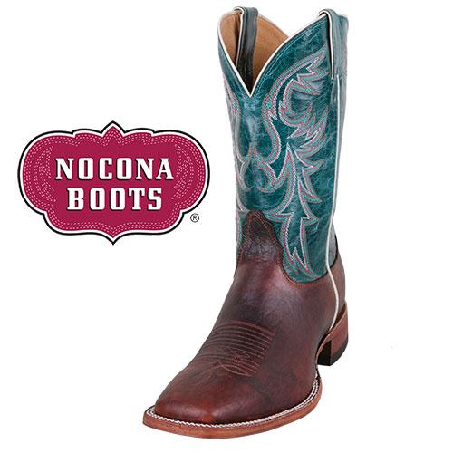 Nocona Bullhide Print Boots
