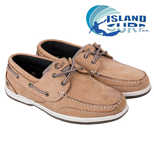 Island Surf Boat Shoes