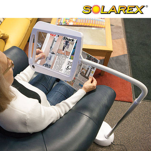 Solarex 5X Magnifier Lamp