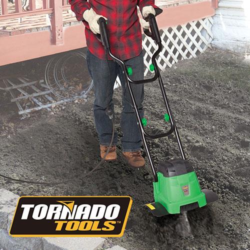 Tornado Tools Electric Tiller