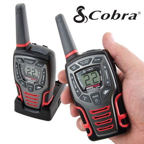 Cobra NOAA 32-Mile Radios
