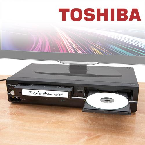 Openb Box Toshiba Combo - DVD/VCR