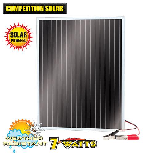 Open Box 7-Watt Solar Charger