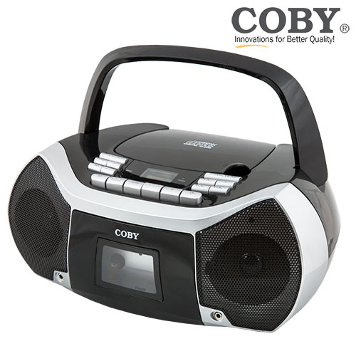 Open Box Coby Boombox