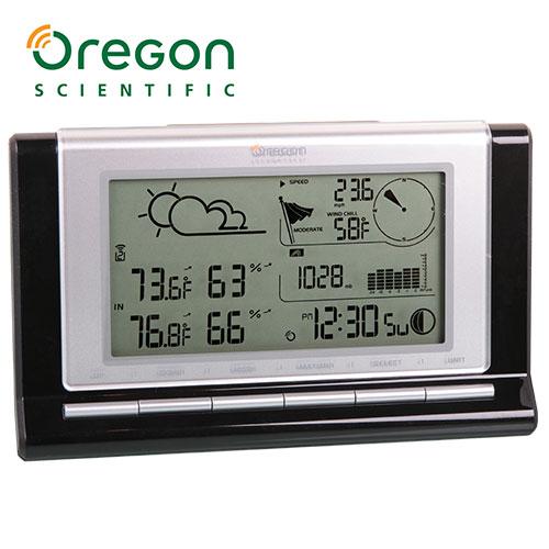 Open Box Oregon Scientific Weather Station