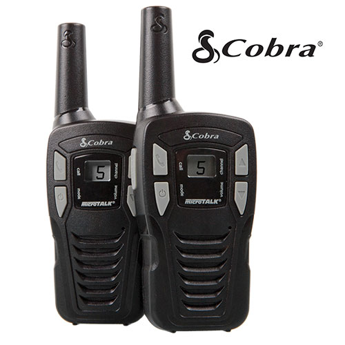 Open Box Cobra 15-mile Gmrs Radio