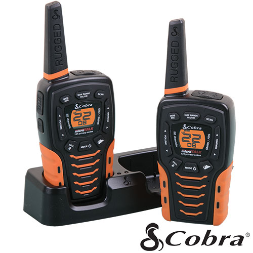 Open Box Cobra CST-645 Two-Way Radios