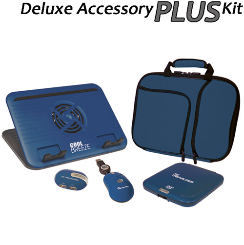 10 Inch Deluxe Accessory PLUS Kit
