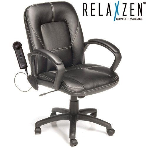 Mid-Back Office Chair with Massage