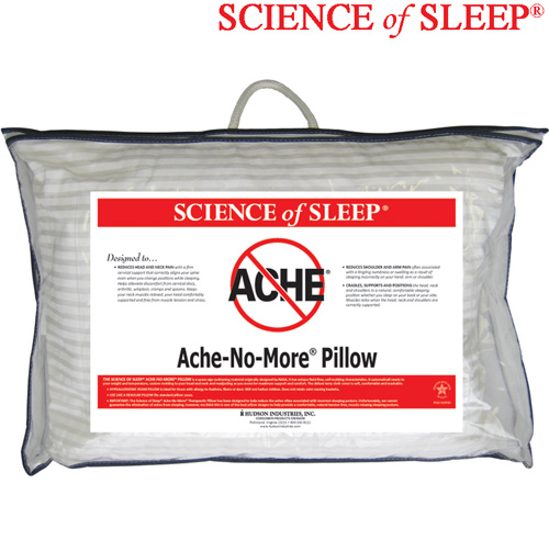 AcheNoMore Pillow