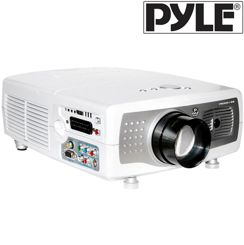 100in Video Projector with USB and SD