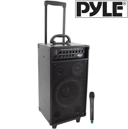 800 Watt Portable PA System