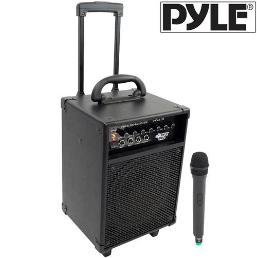 200W VHF PA System