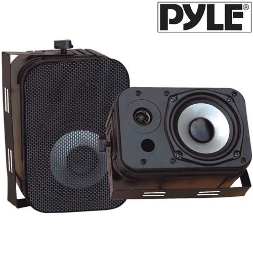 Waterproof Speakers-Black