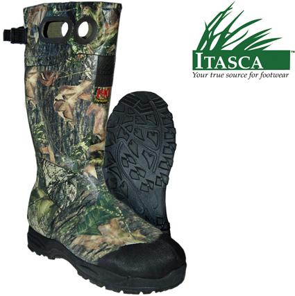 Itasca 1000g Swampwalker Rubber Boots