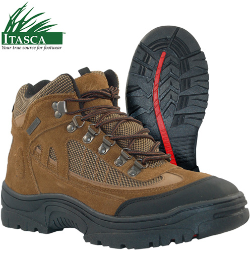 Itasca Amazon Hiking Boots - Brown