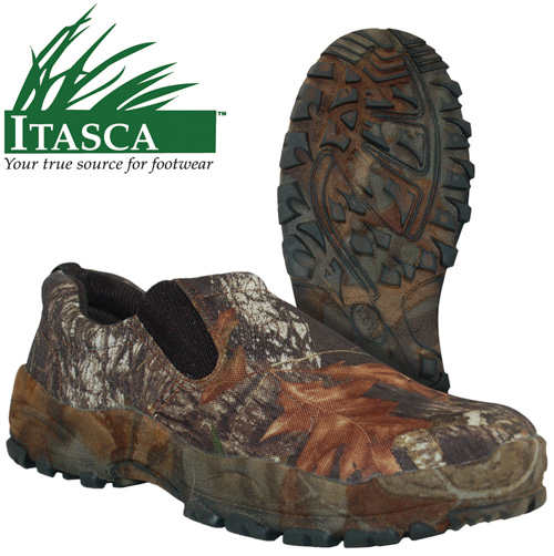 Itasca Searay Shoes - Mossy Oak