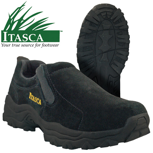 Itasca Searay Shoes - Black