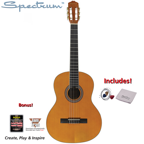 Hand Crafted Classical Acoustic Guitar