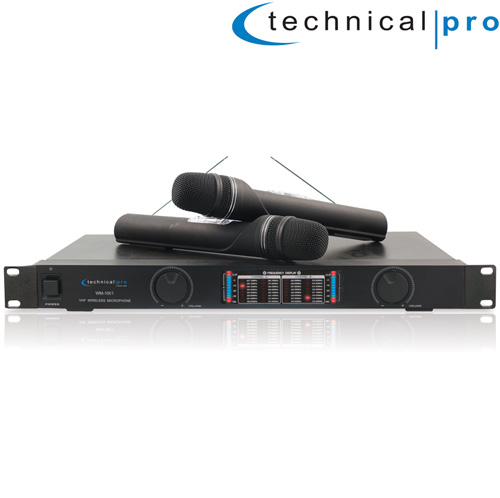 Pro VHF Wireless Mic System