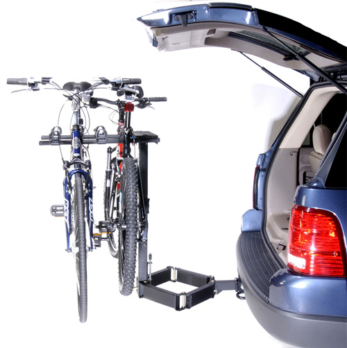 Advantage Deluxe 4 Bike Carrier