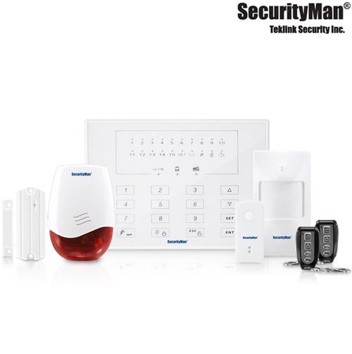 Wireless Smart Home Alarm System