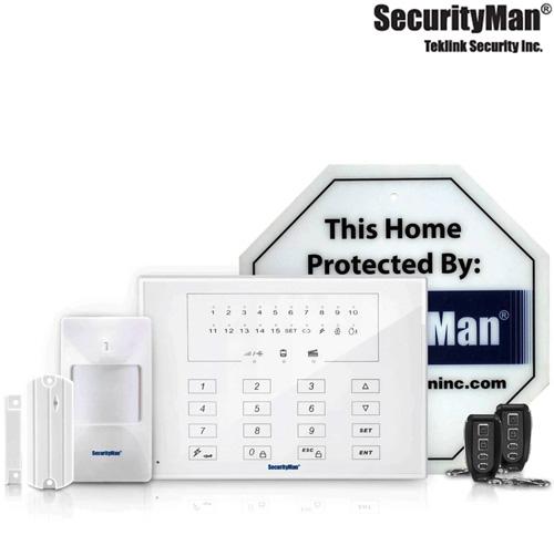 Economy Wireless Smart Home Alarm System