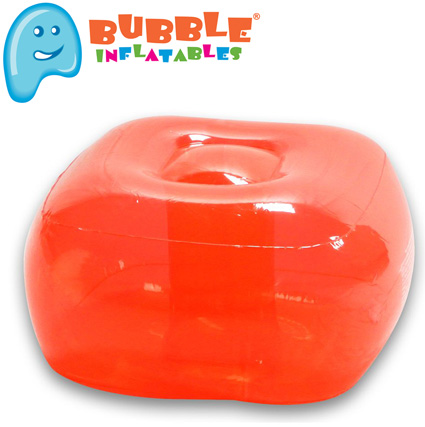 Bubble Inflatables Ottoman