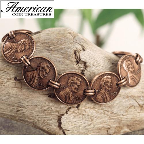 Copper Penny Bracelet