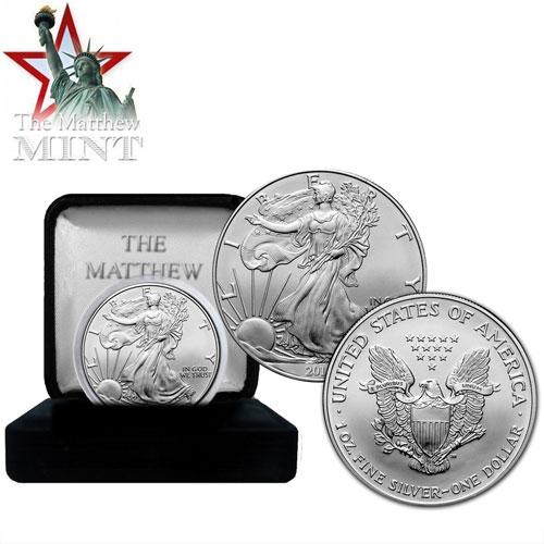 Silver Eagle Dollar