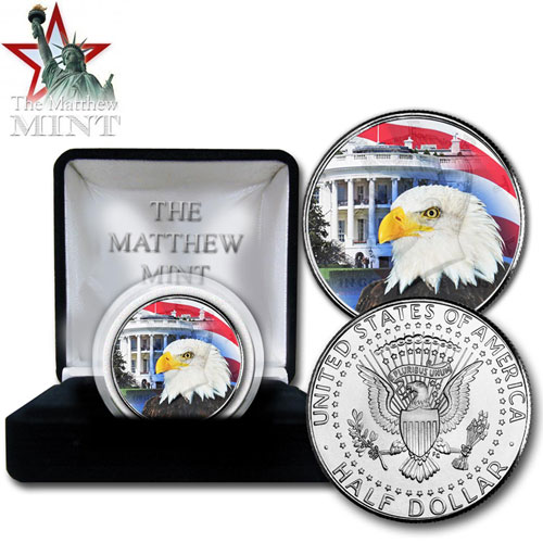 JKF White House Eagle