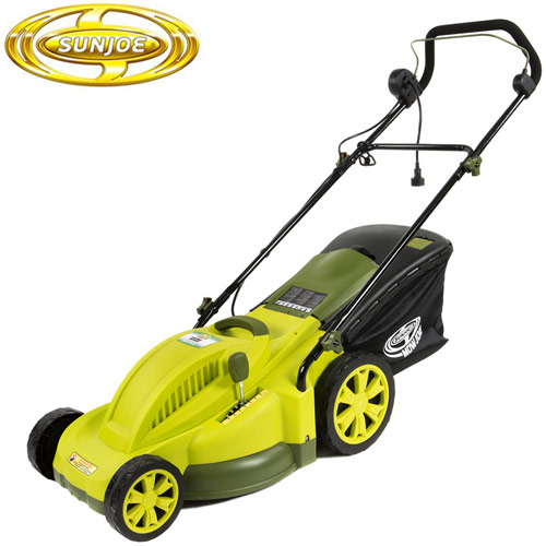 Sun Joe 17in Electric Mower